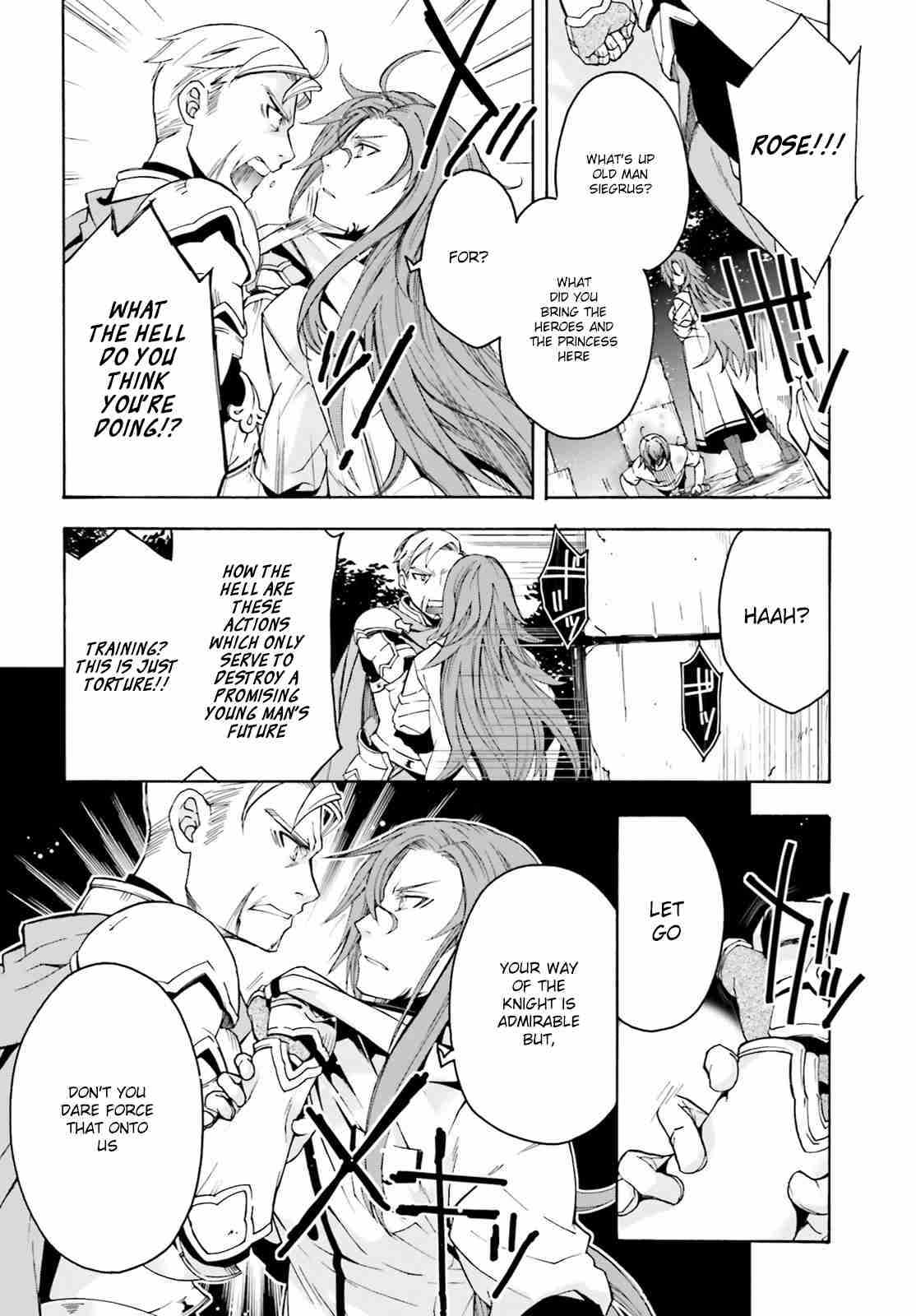 The Wrong Way To Use Healing Magic Ch 2 The Wrong Way To Use Healing Magic Ch 2 Page 19 Nine Anime Rose teaches him how to coat his fists with healing magic, so he can pummel a guy into unconsciousness without leaving any visible injury, though the force of the punch itself is still an issue. nineanime