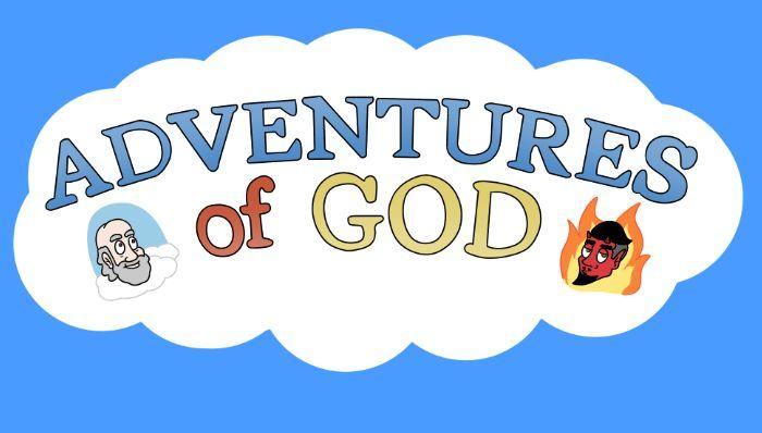 Adventures of God 60, Adventures of God 60 Page 1 - Nine Anime