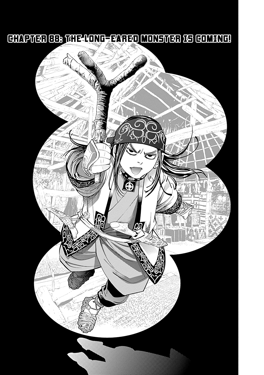 Golden Kamuy Vol.9 Ch.88