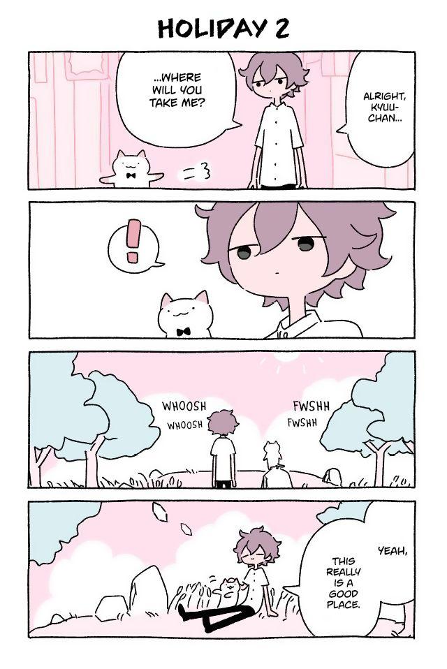 https://im.nineanime.com/comics/pic9/30/20894/436241/FushigiNekonoKyuuchan660525.jpg Page 1
