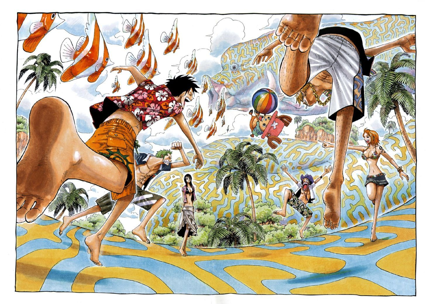 https://im.nineanime.com/comics/pic9/32/96/2682/OnePiece3340461.jpg Page 1