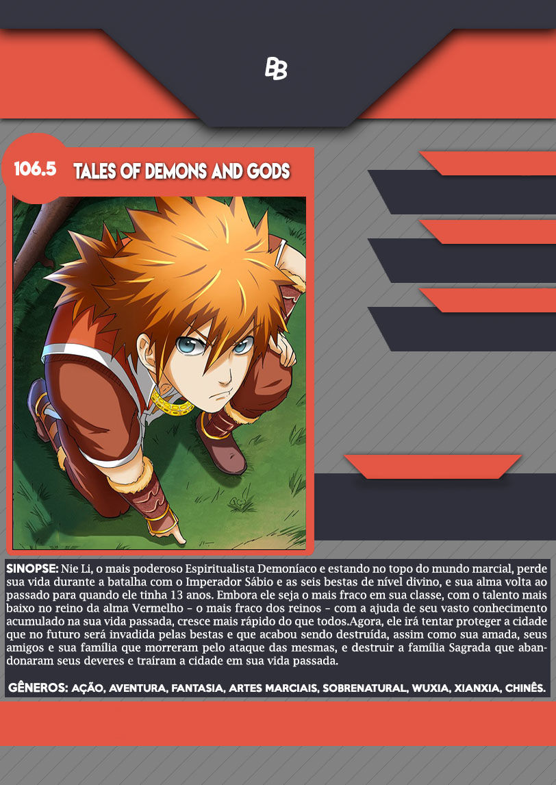 Tales of Demons and Gods 106.5