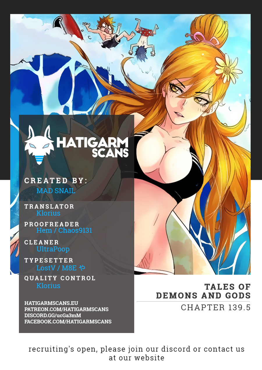Tales of Demons and Gods Vol.1 Ch.139.5
