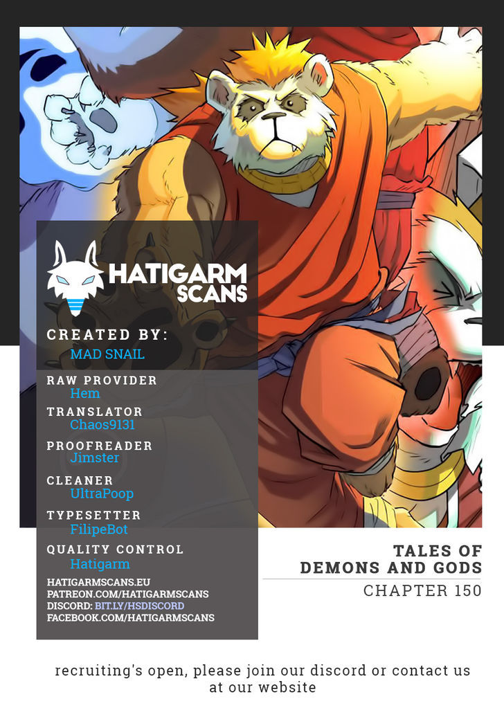 Tales of Demons and Gods 150