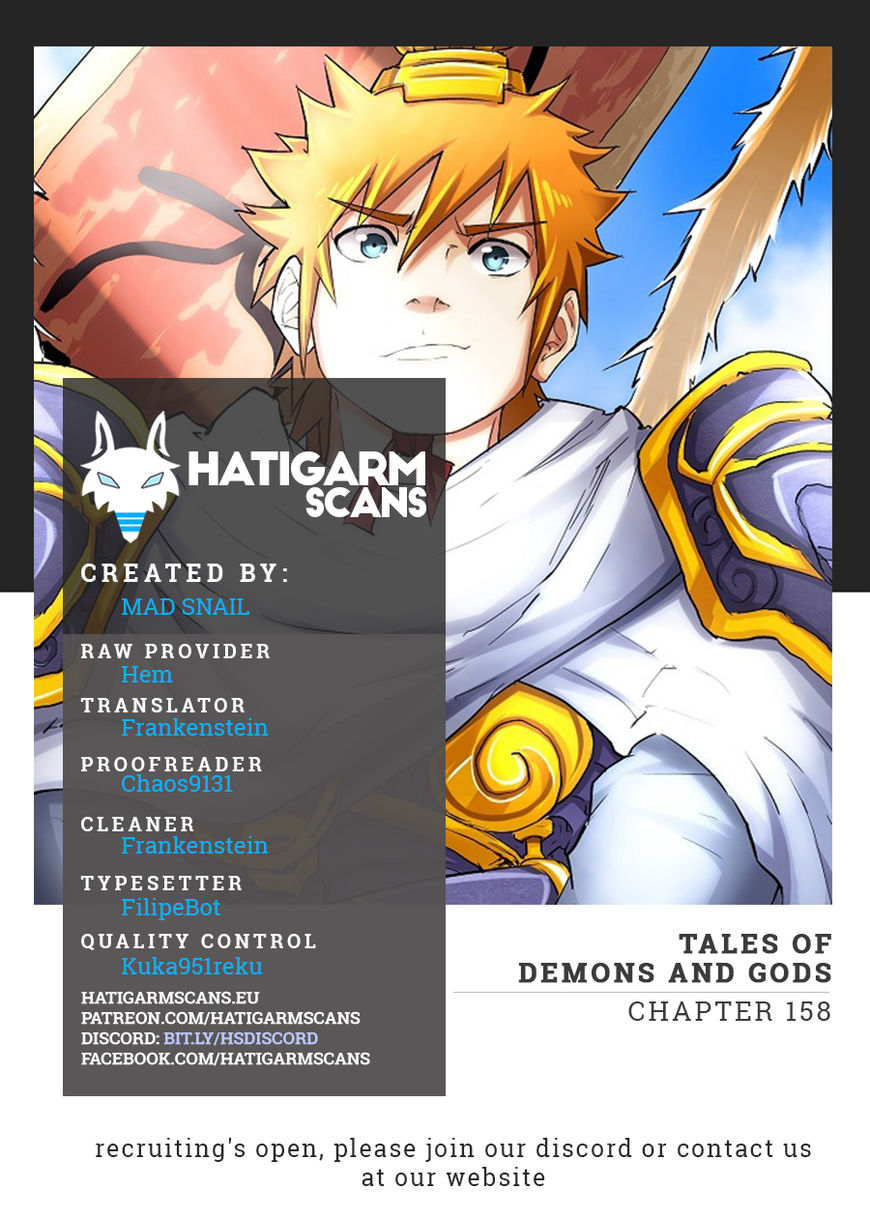 Tales of Demons and Gods ch.158
