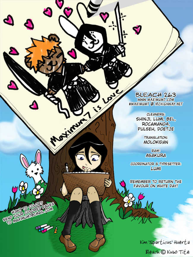 http://im.nineanime.com/comics/pic9/41/105/4251/Bleach2630316.jpg Page 1