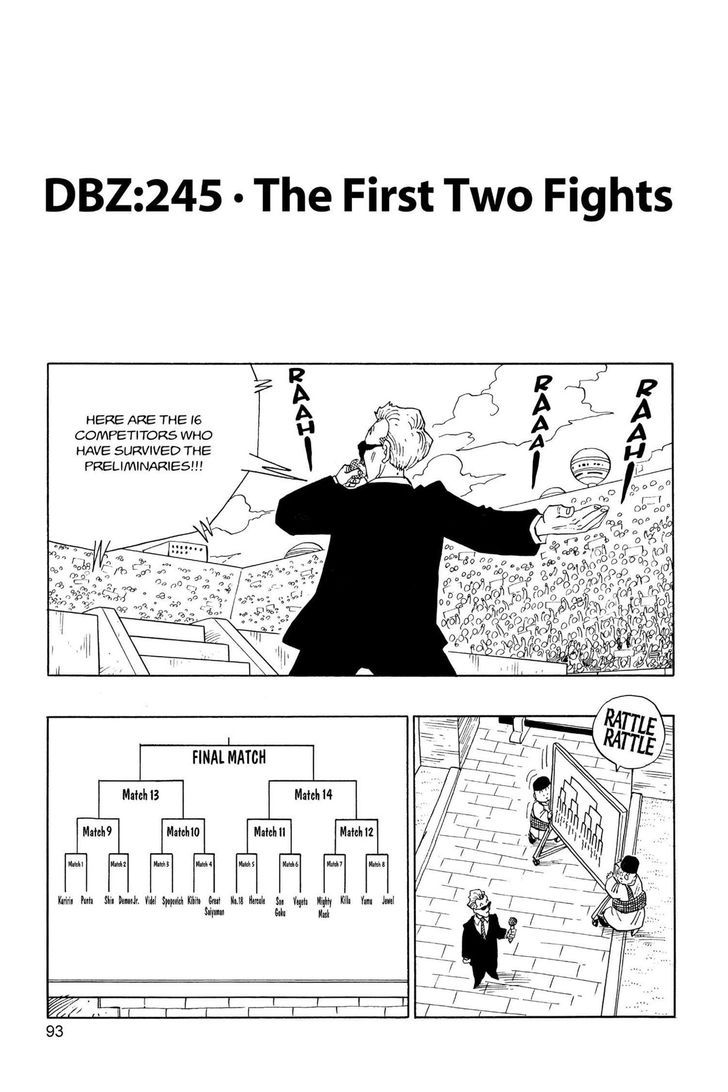Dragon Ball 245
