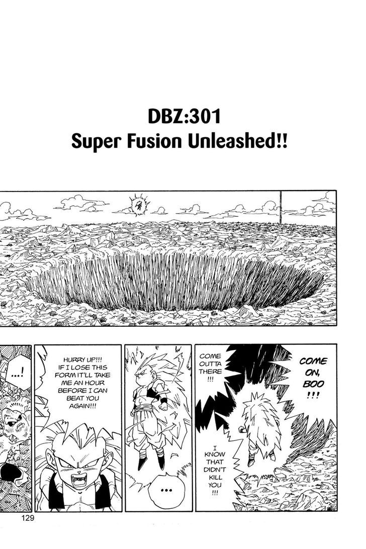 Dragon Ball 301