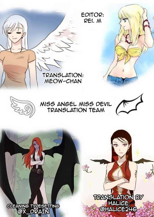 Miss Angel and Miss Devil 83.5